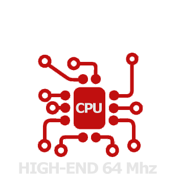 nte centralina aggiuntiva processore high end 40 Mhz
